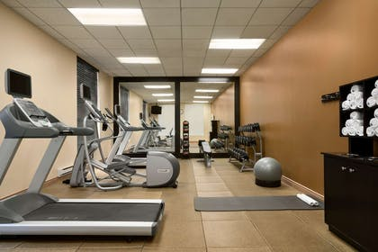 Health club | Hilton Garden Inn Toronto/Vaughan