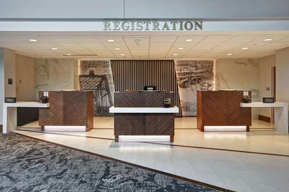 Reception | Embassy Suites by Hilton Omaha-Downtown-Old Market