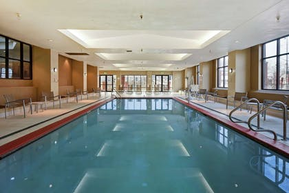 Pool | Embassy Suites by Hilton Omaha-Downtown-Old Market