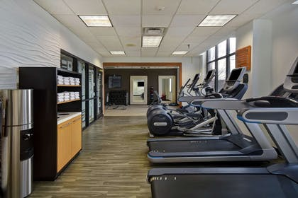 Health club | Embassy Suites by Hilton Omaha-Downtown-Old Market