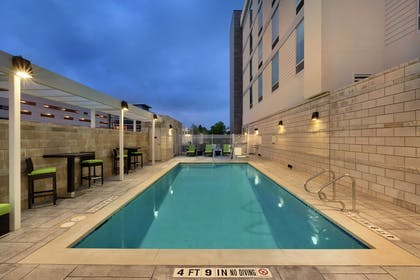 Pool   Home2 Suites by Hilton Austin North/Near the Domain