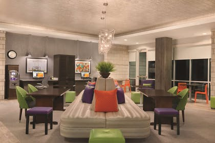 Reception   Home2 Suites by Hilton Austin North/Near the Domain