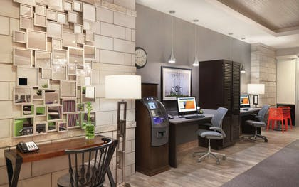 Business Center   Home2 Suites by Hilton Austin North/Near the Domain