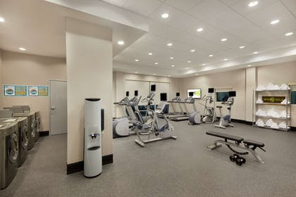 Health club fitness center gym   Home2 Suites by Hilton Austin North/Near the Domain