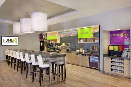 Breakfast Area   Home2 Suites by Hilton Austin North/Near the Domain