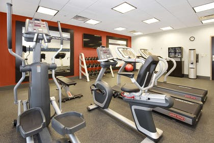 Health club | Hampton Inn Butler