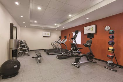 Health club | Home2 Suites by Hilton College Station