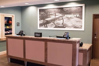 Reception | Hampton Inn & Suites Dallas/Frisco North-FieldhouseUSA