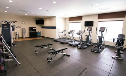 Health club | Hampton Inn & Suites Dallas/Frisco North-FieldhouseUSA