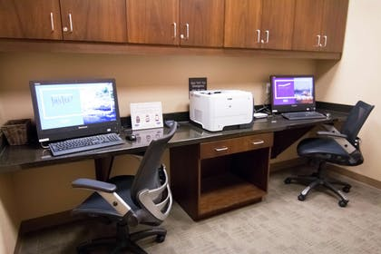 Business Center | Hampton Inn & Suites Dallas/Frisco North-FieldhouseUSA