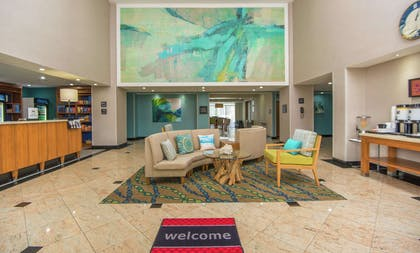 Lobby | Hampton Inn Jacksonville South/I-95 at JTB