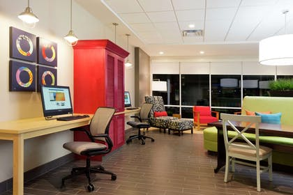 Business Center | Home2 Suites by Hilton Midland