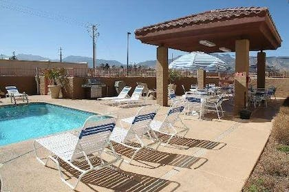 Pool | Garden Place Suites