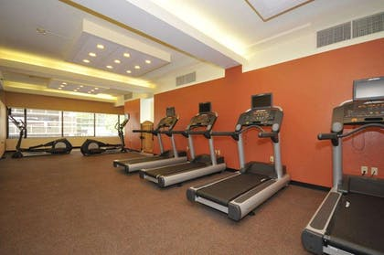Fitness area | Kahler Inn and Suites - Mayo Clinic Area