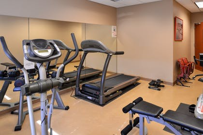 Fitness Center | Country Hearth Inn & Suites Edwardsville St. Louis