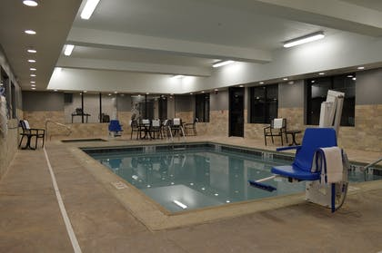 Indoor Heated Pool | Best Western Plus Stevens County Inn