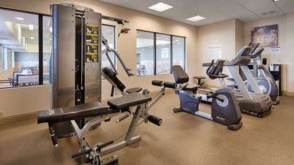 Fitness Center | Best Western Plus Stevens County Inn