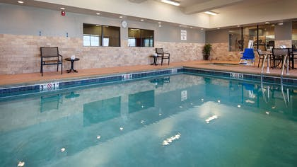 Pool | Best Western Plus Stevens County Inn