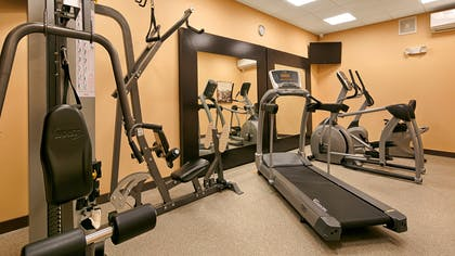 Fitness Center | Best Western Plus French Lick