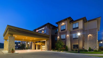 Twilight Exterior | Best Western Plus French Lick