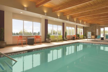 Pool | Home2 Suites by Hilton Bellingham Airport