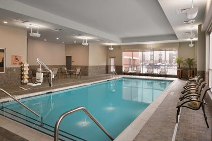 Pool | Embassy Suites Chicago Naperville