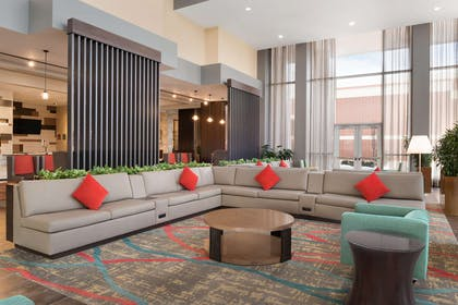 Lobby | Embassy Suites Chicago Naperville
