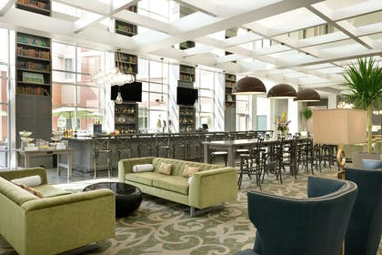 Lobby   Embassy Suites by Hilton Charlotte Ayrsley