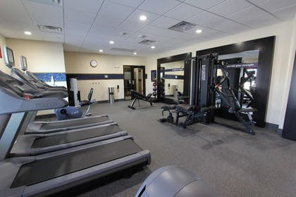 Health club | Hampton Inn & Suites Dallas Market Center