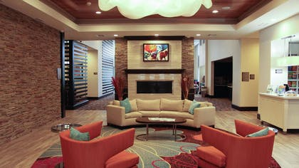 Lobby   Homewood Suites by Hilton North Houston/Spring