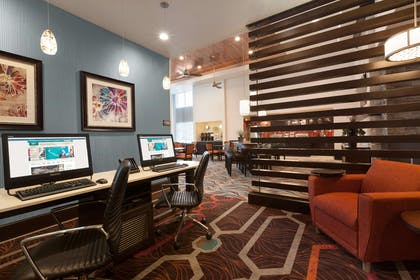 Business Center   Homewood Suites by Hilton North Houston/Spring