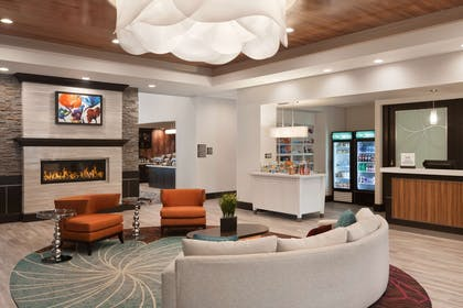 Reception   Homewood Suites by Hilton North Houston/Spring
