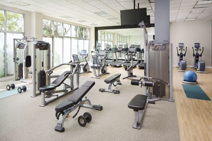Health club | DoubleTree by Hilton Los Angeles - Commerce