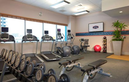 Health club | Hampton Inn & Suites by Hilton Miami Brickell Downtown