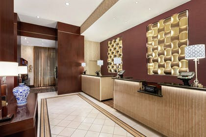 Reception | DoubleTree by Hilton New York City - Financial District