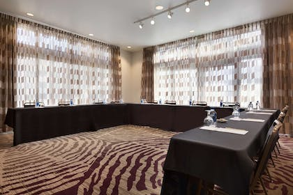 Meeting Room | DoubleTree by Hilton Hotel Oklahoma City Airport