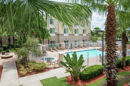Pool | Hilton Garden Inn Orlando East/UCF Area