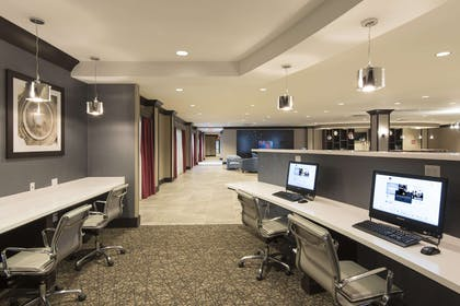 Business Center   DoubleTree by Hilton Hotel Schenectady