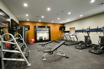 Health club | Hampton Inn & Suites Dallas-Ft. Worth Airport South
