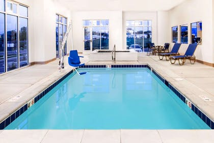 Enjoy a Refreshing Dip | Microtel by Wyndham Vernal / Naples