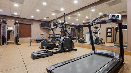 Fitness Center | Best Western Plus Lincoln Inn & Suites