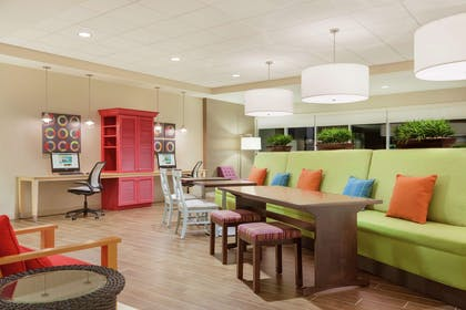 Lobby | Home2 Suites by Hilton Canton