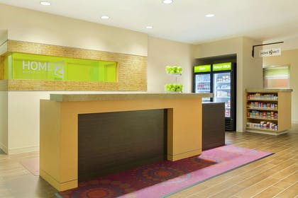 Reception | Home2 Suites by Hilton Canton