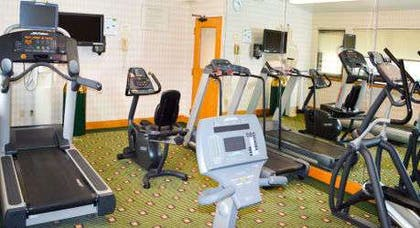 Health club | Wyndham Garden Fort Wayne