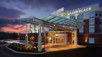Exterior   Hyatt Place Pittsburgh South/Meadows Racetrack & Casino