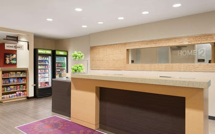 Reception | Home2 Suites by Hilton St. Louis/Forest Park