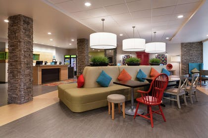Lobby | Home2 Suites by Hilton Anchorage/Midtown