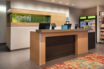 Reception | Home2 Suites by Hilton Anchorage/Midtown