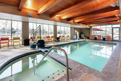 Pool | Home2 Suites by Hilton Anchorage/Midtown