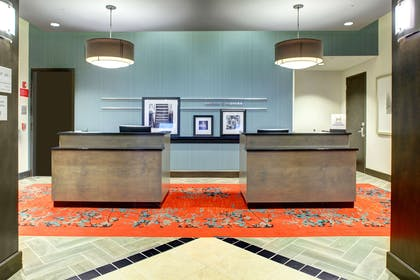 Reception | Hampton Inn and Suites Roanoke-Downtown